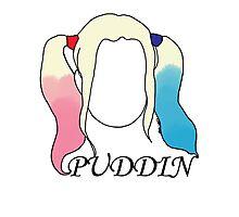 My Puddin!! Photographic Print