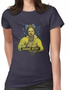 Breaking Bad - Science Bitch ! Womens Fitted T-Shirt