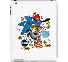Sonic the Hedgehog - Old School iPad Case/Skin