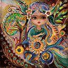 The Fairies of Zodiac series - Capricorn by Elena Kotliarker