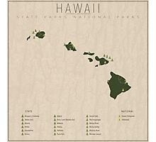 Hawaii Parks Photographic Print