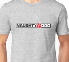 Naughty Dog Logo Unisex T-Shirt