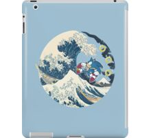 Sonic the Hedgehog - Hokusai iPad Case/Skin
