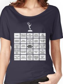 Emmy Awards Show Bingo Women's Relaxed Fit T-Shirt