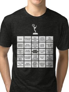 Emmy Awards Show Bingo Tri-blend T-Shirt