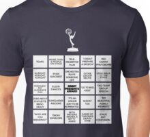 Emmy Awards Show Bingo Unisex T-Shirt