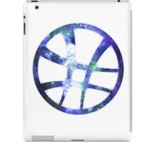 Strange - Blue iPad Case/Skin