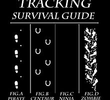 TRACKING SURVIVAL GUIDE by tnewton69