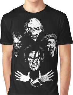 Evil Dead Rhapsody Graphic T-Shirt