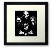 Evil Dead Rhapsody Framed Print