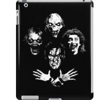 Evil Dead Rhapsody iPad Case/Skin