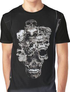 skull, car tuning, skull airbrush Graphic T-Shirt