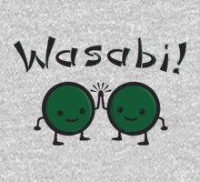 Wasabi! One Piece - Long Sleeve