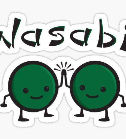 Wasabi! Sticker