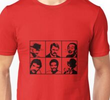 Mustachio Men Unisex T-Shirt