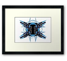 Javelin Rifle - EMVisuals Framed Print