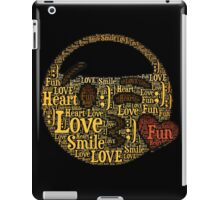 Love Emoji iPad Case/Skin
