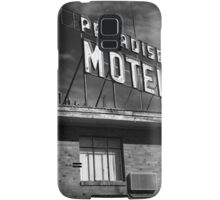 Route 66 - Paradise Motel Samsung Galaxy Case/Skin
