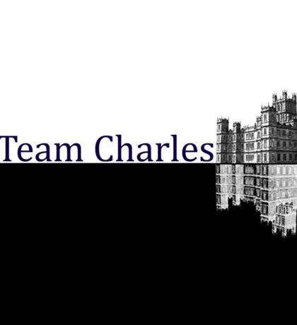 Downton Abbey Team Charles  Sticker