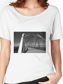 Route 66 Rio Puerco Bridge Women's Relaxed Fit T-Shirt