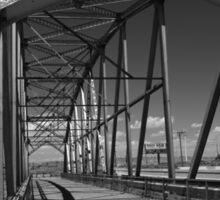 Route 66 Rio Puerco Bridge Sticker