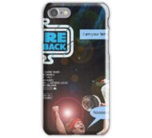 Star Wars - The Umpire Strikes Back iPhone Case/Skin