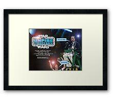 Star Wars - The Umpire Strikes Back Framed Print