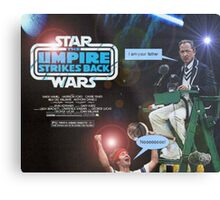 Star Wars - The Umpire Strikes Back Metal Print