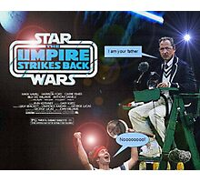 Star Wars - The Umpire Strikes Back Photographic Print