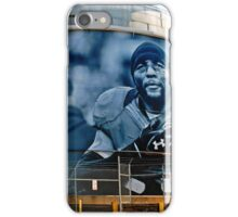 Raven Ray Lewis on Under Armour Title Tank iPhone Case/Skin