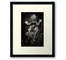 0111 - Brush and Ink - Tender Framed Print