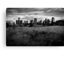 Brush Park, Detroit Canvas Print