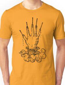 Devises Héroïques - The Hand Of Glory (black) Unisex T-Shirt