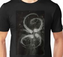 0112 - Brush and Ink - Dragons of the Four Windsr Unisex T-Shirt