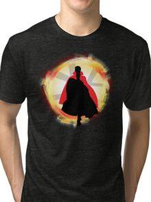 Strange - The Gate Tri-blend T-Shirt