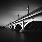 MacArthur Bridge by Jon  DeBoer