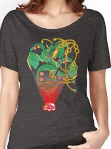 Rayquaza Shenron Women's Relaxed Fit T-Shirt