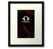 MCR Revenge Framed Print