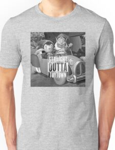 Noddy - Straight Outta Toytown Unisex T-Shirt