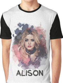 Alison - Pretty Little Liars Graphic T-Shirt
