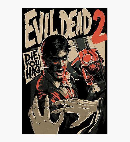 Ash Vs Evil Dead 2 Photographic Print