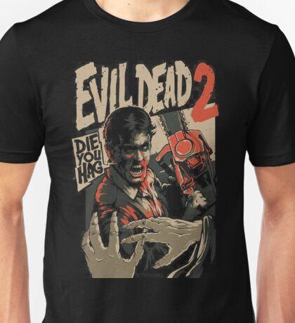 Ash Vs Evil Dead 2 Unisex T-Shirt