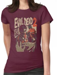 Ash Vs Evil Dead 2 Womens Fitted T-Shirt
