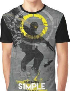 NAVI S1MPLE HQ Graphic T-Shirt