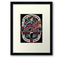 Ash Vs Evil Dead Series Framed Print