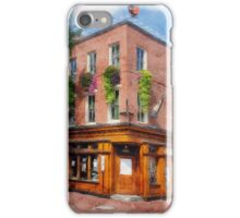 Max's Tap House - Fells Point, Baltimore, Md. iPhone Case/Skin