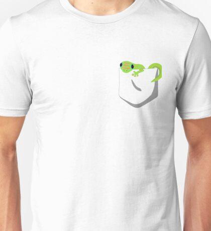 Pocket Gecko Unisex T-Shirt