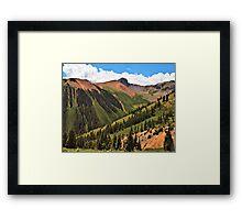 Ophir Pass Framed Print