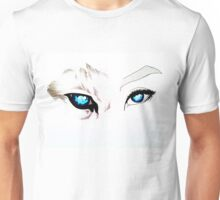 Animal Eyes Series - Cougar Unisex T-Shirt
