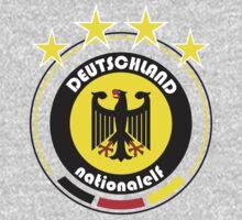 World Cup Football 3/8 - Team Deutschland Kids Clothes
